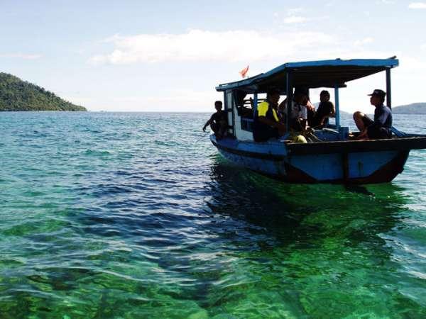 Pulau Randayan, Desa Lemukutan