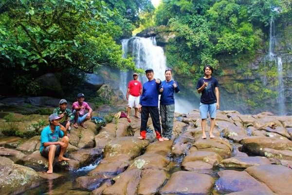 Riam Marun, Desa Pisak